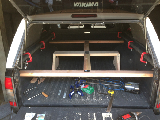 Adventure Mobile Wood Frame