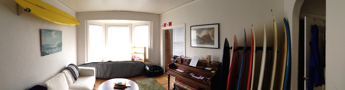 Studio Apartment Bachelor Setup