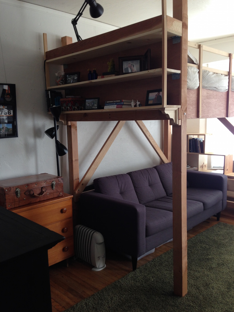 studio apartment loft. Life in a Studio Apartment with my Wife and Two Sons   Greg Kroleski